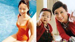 """Hoa hậu nổi tiếng TVB: Rơi nước mắt vì con xấu xí, bị đồng nghiệp mỉa mai """"bi kịch vì quá giống bố"""""""