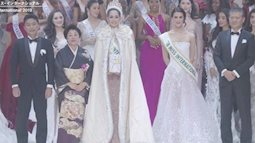 Chung kết Miss International 2019: Thái Lan đăng quang ngôi Hậu, Tường San dừng chân ở Top 8