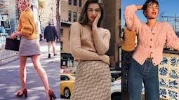 Không thể kìm lòng trước 5 cách diện áo len đẹp xỉu của phụ nữ Pháp, bạn sẽ muốn áp dụng bằng hết mới được