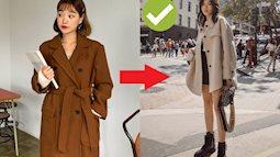 """Có trong tay phiên bản hack tuổi của 5 mẫu áo khoác phổ biến, chị em muốn là """"ăn gian"""" được cả chục cái xuân xanh"""