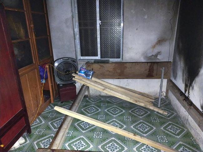 Vụ chồng giết vợ đang mang thai rồi cuốn chăn đốt ở Thái Bình: Hé lộ cuộc đời bất hạnh của người vợ trẻ - Ảnh 3.