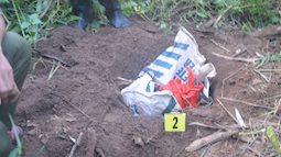 Phát hiện thi thể bé trai nặng 3,1kg bị bỏ rơi tại bãi rác