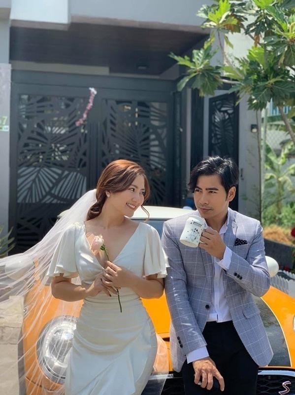 Đường tình của Ngọc Lan trước khi ly hôn Thanh Bình: 2 lần bẽ bàng vì bị bạn trai từ chối cưới - Ảnh 9.