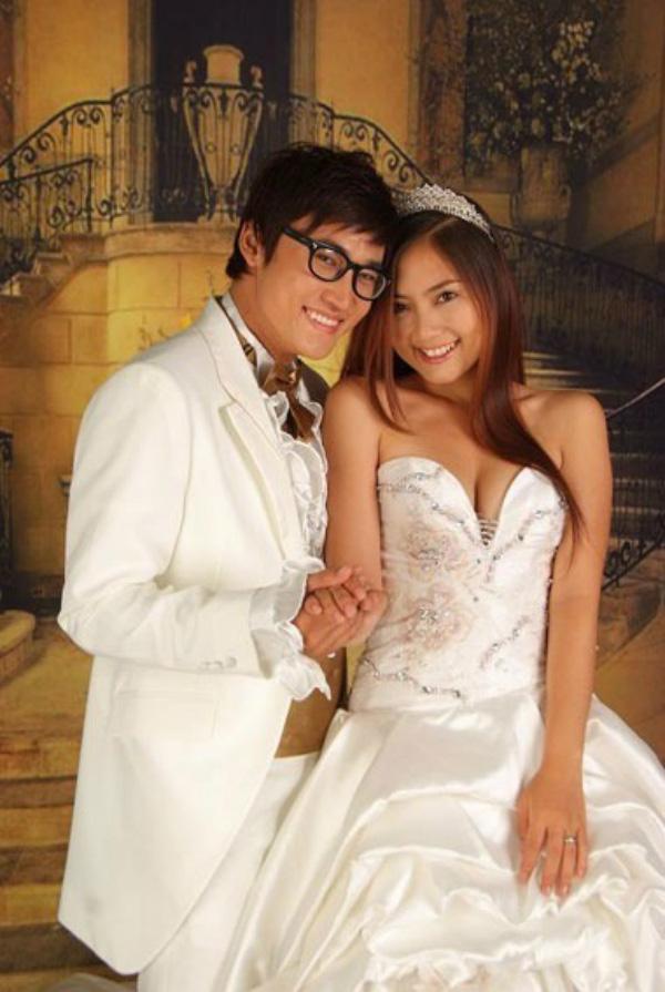 Đường tình của Ngọc Lan trước khi ly hôn Thanh Bình: 2 lần bẽ bàng vì bị bạn trai từ chối cưới - Ảnh 3.
