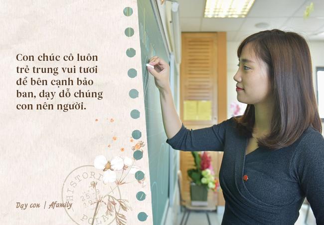 Nhân ngày nhà giáo Việt Nam, bố mẹ cùng con bỏ túi 10 câu chúc vừa ý nghĩa, vừa ấm áp tràn ngập tình thầy trò - Ảnh 1.