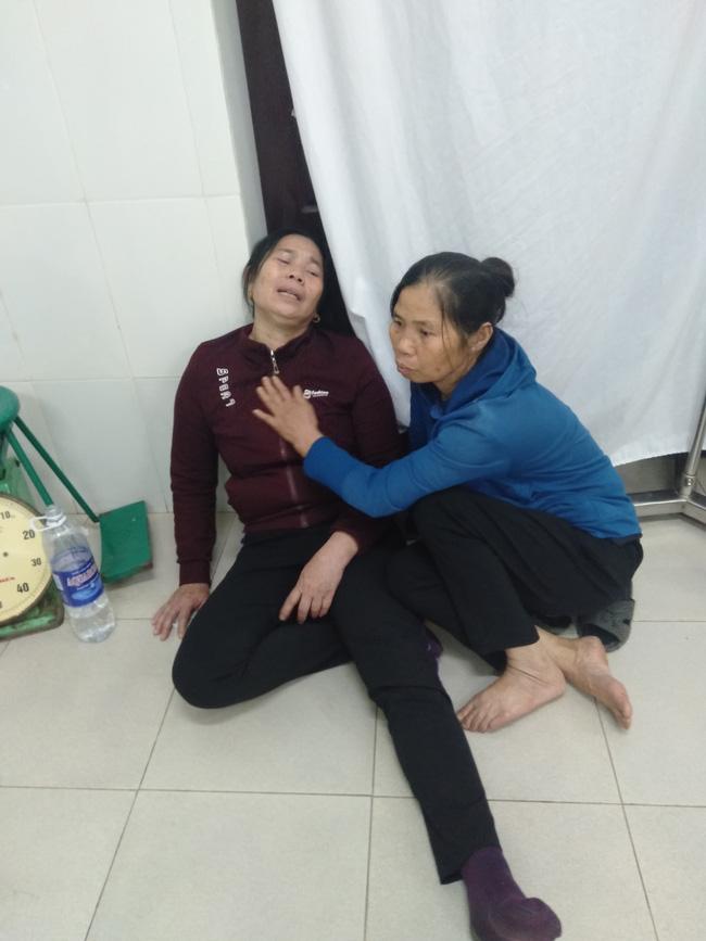 Nghệ An: Sản phụ nguy kich, thai nhi tử vong bất thường, người nhà vây bệnh viện yêu cầu làm rõ nguyên nhân - Ảnh 1.