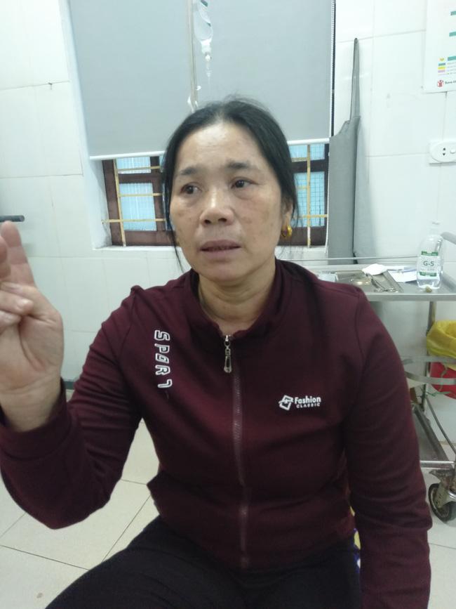 Nghệ An: Sản phụ nguy kich, thai nhi tử vong bất thường, người nhà vây bệnh viện yêu cầu làm rõ nguyên nhân - Ảnh 3.