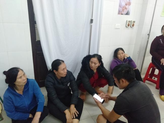 Nghệ An: Sản phụ nguy kich, thai nhi tử vong bất thường, người nhà vây bệnh viện yêu cầu làm rõ nguyên nhân - Ảnh 6.