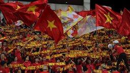 """Hết giờ, Việt Nam - Thái Lan 0 - 0, trận đấu cuối cùng của """"lão tướng"""" Anh Đức trong màu áo đội tuyển quốc gia"""