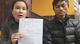 """Cặp vợ chồng hiếm muộn đau xót """"tố"""" bệnh viện tắc trách khiến bé gái 11 tháng tuổi tử vong"""