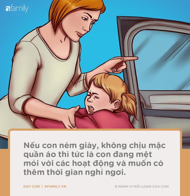 Nếu con đột nhiên nổi loạn và có những hành vi bất thường, bố mẹ cứ bình tĩnh xử lý theo những cách sau - Ảnh 5.