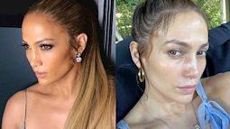 """Đến 50 tuổi, bạn muốn da căng bóng không nếp nhăn như Jennifer Lopez thì hãy ghim ngay 5 tips skincare của """"nữ hoàng sexy"""""""