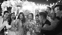 Những thước hình chưa từng hé lộ trong lễ cưới Đông Nhi - Ông Cao Thắng: Noo Phước Thịnh khóc như mưa, Hari Won bị dìm hàng