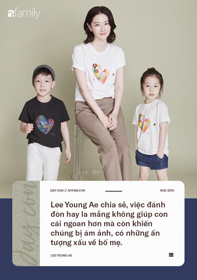 Lý do sao nữ Dae Jang Geum được cả châu Á mến mộ: Đã đẹp người còn dạy con cực giỏi! - Ảnh 2.