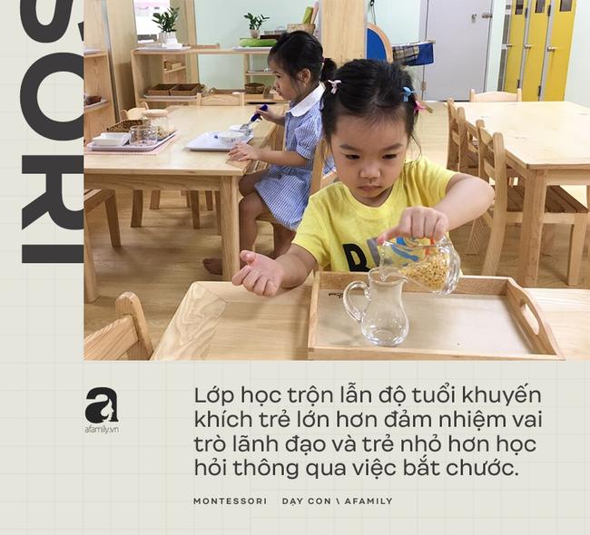 Những nguyên tắc thiết yếu của phương pháp giáo dục Montessori: Trẻ luôn được chú trọng hàng đầu - Ảnh 5.