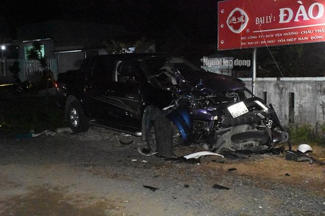 Vụ tai nạn thảm khốc làm 4 người chết ở Phú Yên: Tài xế nhậu xong lái xe khi không có bằng lái - Ảnh 6.