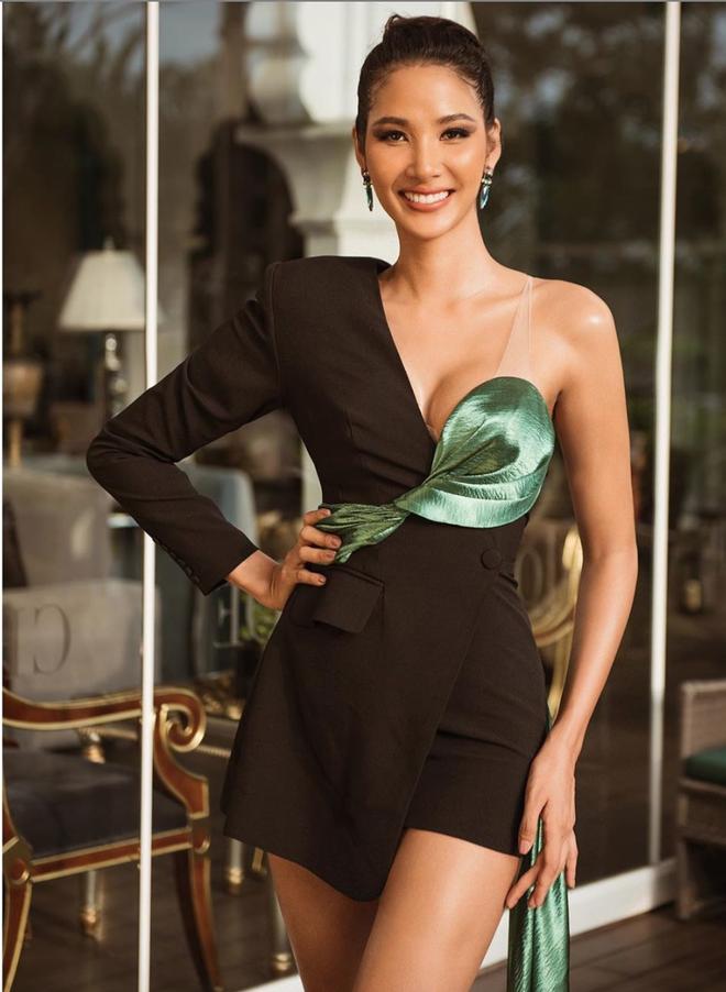Hoàng Thùy là thí sinh duy nhất được Miss Universe khoe khoảnh khắc chụp ảnh bikini, còn khoe dáng cực nuột - Ảnh 2.