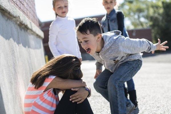 11 cách dạy con xử lý và phòng ngừa bị bắt nạt - Ảnh 2.
