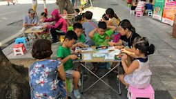 Ở Hà Nội, cuối tuần nào cũng đưa con lên phố đi bộ chơi nhưng nhiều phụ huynh còn chưa biết tới sự xuất hiện của 3 dịch vụ vui chơi ngon bổ rẻ cho các bé dưới đây