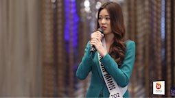 Tân Hoa hậu Hoàn vũ Việt Nam gây sốc khi tiết lộ là nạn nhân ấu dâm nhưng luôn cố gắng và có thành tích học tập đáng nể