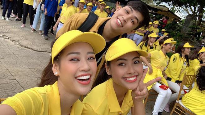 Hành trình lên ngôi Tân Hoa hậu Hoàn vũ Việt Nam 2019 của Khánh Vân: Chặng đường chông gai để vươn tới vinh quang! - Ảnh 10.