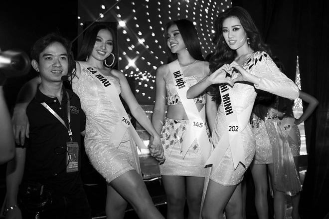 Hành trình lên ngôi Tân Hoa hậu Hoàn vũ Việt Nam 2019 của Khánh Vân: Chặng đường chông gai để vươn tới vinh quang! - Ảnh 8.