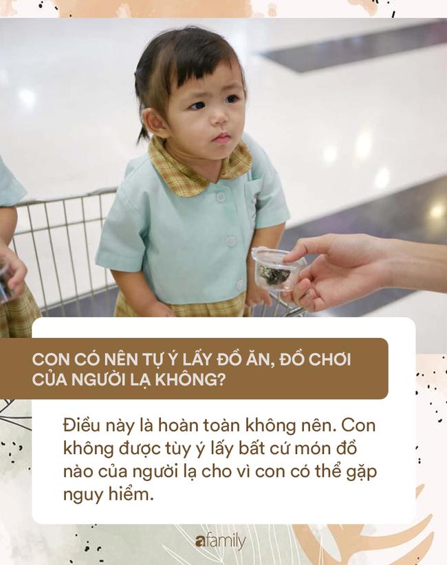 15 câu hỏi cha mẹ cần dạy ngay để cứu mạng con khi gặp những tình huống nguy hiểm - Ảnh 8.