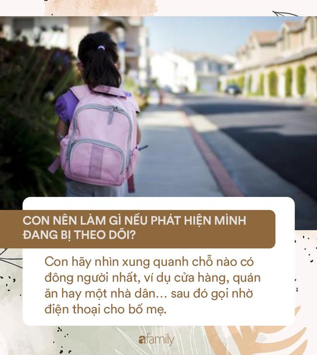 15 câu hỏi cha mẹ cần dạy ngay để cứu mạng con khi gặp những tình huống nguy hiểm - Ảnh 1.