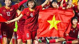 Hạ gục Thái Lan, Tuyển nữ Việt Nam lần thứ 6 giành HCV bóng đá SEA Games, trở thành đội bóng đoạt nhiều HCV nhất trong lịch sử Đông Nam Á