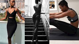 Miss Universe 2019 có được thân hình 0% mỡ thừa là nhờ làm một điều vào mỗi sáng