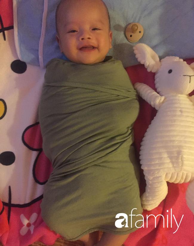"""Stress vì con khóc xuyên viện về nhà, mẹ trẻ luyện con tự ngủ trong """"một nốt nhạc"""", cai ti đêm từ 12 tuần  - Ảnh 2."""