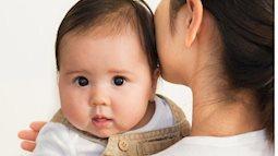 Biết được lợi ích của mỗi cái nấc cụt, mẹ sẽ vui vì bé sơ sinh nhà mình hay nấc đấy!