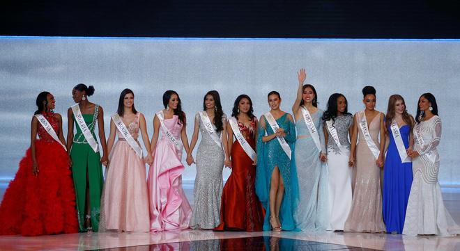 Lộ BXH gây tiếc nuối trong chung kết Miss World, Lương Thùy Linh suýt nữa lọt Top 5 để thi ứng cử? - Ảnh 3.