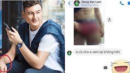 """Sốc: Đặng Văn Lâm lộ ảnh nóng, nghi vấn bị hack FB nhưng có 1 chi tiết """"phản chủ"""" khiến ai cũng tin chính là chàng thủ môn"""