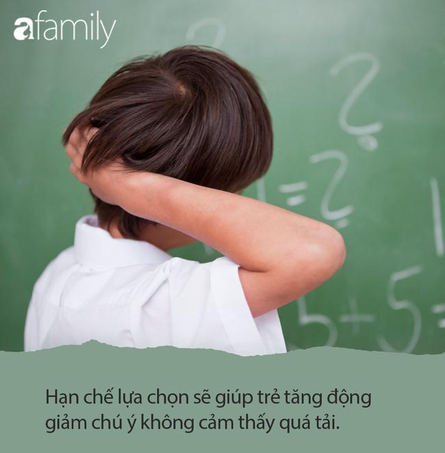 Trẻ bị tăng động giảm chú ý cha mẹ đừng chủ quan, hãy tham khảo ngay phương pháp điều trị nếu không muốn tương lai con bị ảnh hưởng - Ảnh 4.