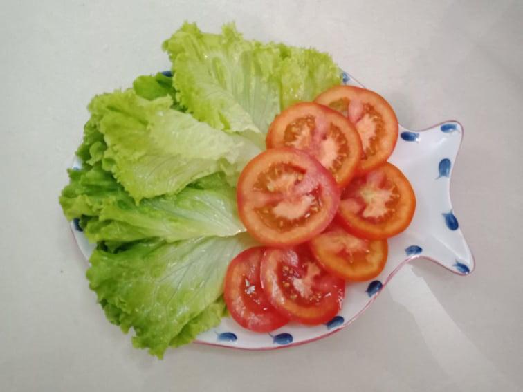 Rằm tháng Chạp tôi nấu bữa cơm chay giản dị ăn tối, chưa đầy 30 phút đã xong cả 2 món! - Ảnh 3.