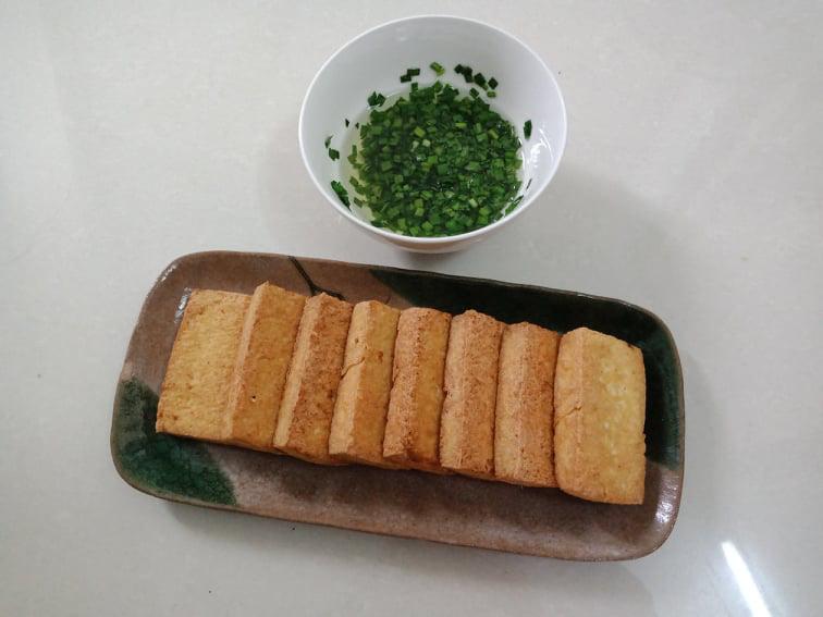 Rằm tháng Chạp tôi nấu bữa cơm chay giản dị ăn tối, chưa đầy 30 phút đã xong cả 2 món! - Ảnh 6.