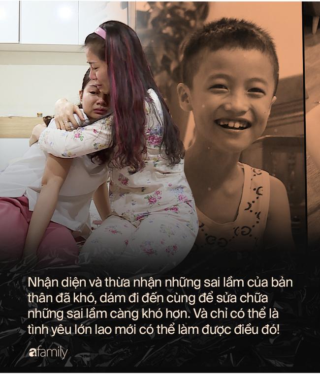 """Ai cũng nói """"Vì tương lai của con, cha mẹ có thể làm tất cả"""", nhưng có ai dám thay đổi bản thân để mang lại cho con một hiện tại hạnh phúc hơn? - Ảnh 10."""