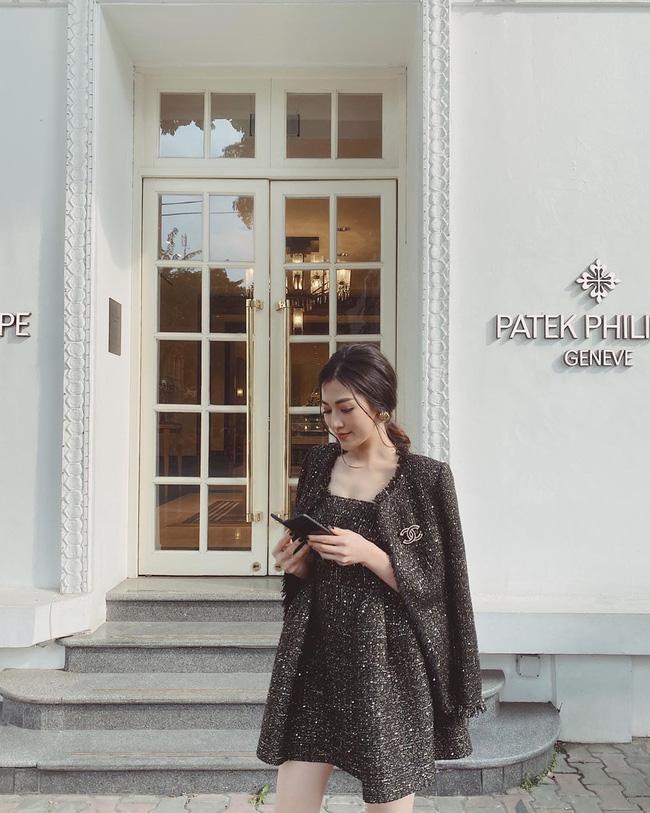 Style của Á hậu Tú Anh thời gian qua chính là kim chỉ nam giúp chị em mặc đẹp và siêu cấp sang xịn từ giờ đến Tết  - Ảnh 3.