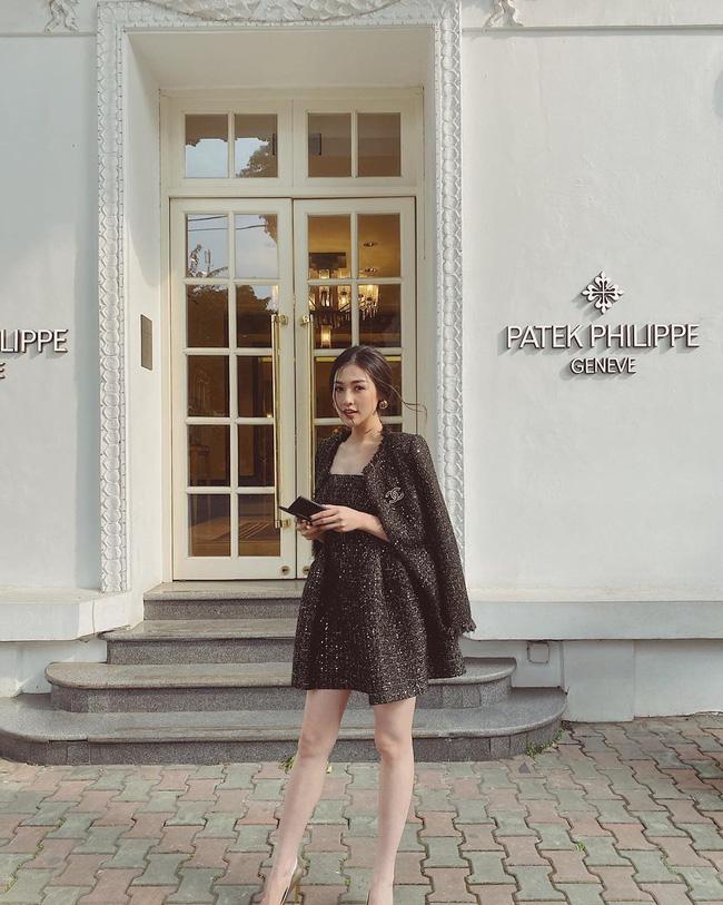 Style của Á hậu Tú Anh thời gian qua chính là kim chỉ nam giúp chị em mặc đẹp và siêu cấp sang xịn từ giờ đến Tết  - Ảnh 2.