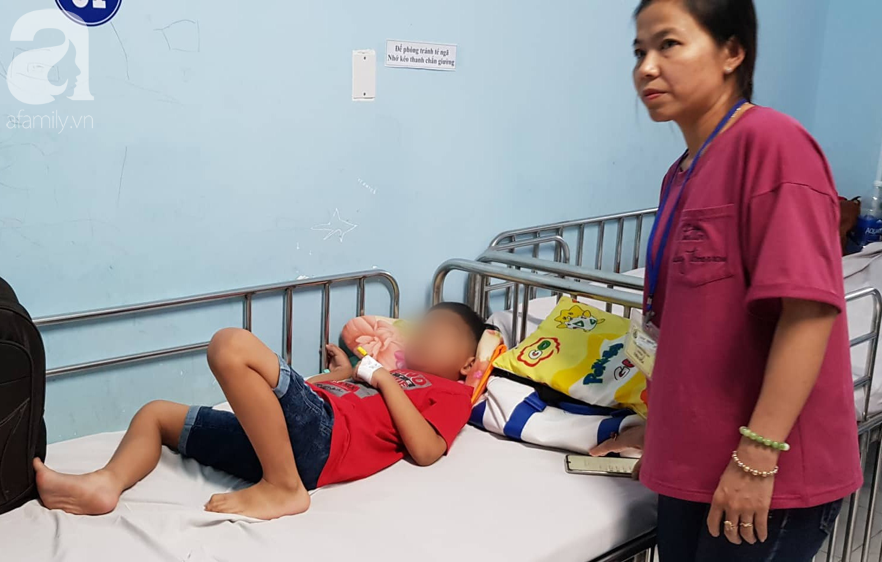 Vụ hàng loạt học sinh Tây Ninh nghi ngộ độc cấp cứu khi đi du lịch: 810 học sinh đều ăn xôi gà - Ảnh 4.