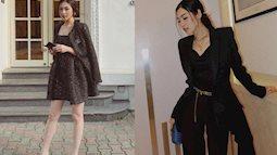Style của Á hậu Tú Anh thời gian qua chính là kim chỉ nam giúp chị em mặc đẹp và siêu cấp sang xịn từ giờ đến Tết