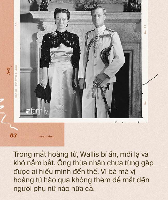 Cũng giống hoàng tử Harry, hoàng gia Anh từng có một vị vua vì yêu say đắm người phụ nữ ly hôn 2 lần mà từ bỏ cả ngai vàng để theo tiếng gọi trái tim - Ảnh 3.
