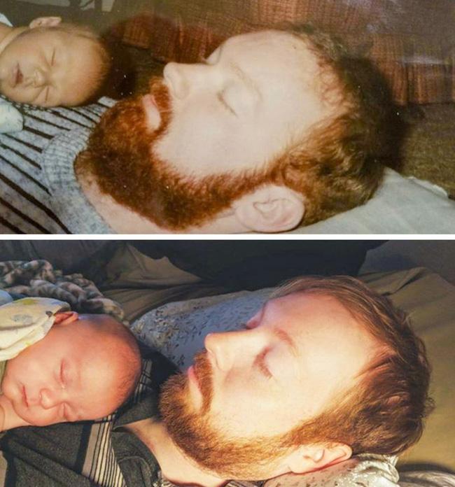 18 bức ảnh chứng minh con chính là 'bản sao' chính chủ và không thể chối cãi của bố mẹ - Ảnh 8.