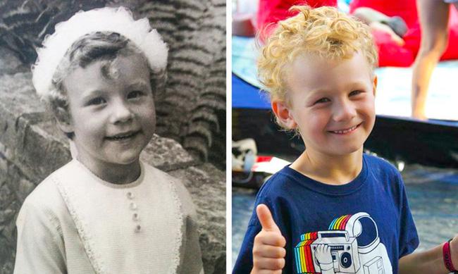 18 bức ảnh chứng minh con chính là 'bản sao' chính chủ và không thể chối cãi của bố mẹ - Ảnh 16.