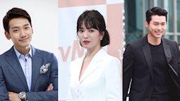 Thực hư chuyện tin nhắn của Joo Jin Mo bị phát tán có nhắc tới mối quan hệ giữa Song Hye Kyo - Hyun Bin và cả Bi Rain?