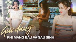 Ăn 5 bữa một ngày, mẹ Đồng Nai mang thai tăng vỏn vẹn 7kg, vừa sinh xong đã về lại số cân ban đầu