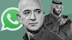 Thái tử Ả Rập Saudi hack điện thoại của tỷ phú Amazon, phanh phui chuyện ngoại tình khiến thế giới chấn động