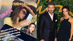 """Fan được phen """"cười bò"""" vì David Beckham quay lén khoảnh khắc Victoria vật vã tạo 1000 kiểu tự sướng sống ảo"""