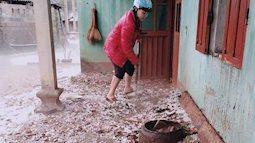 5.000 nhà hư hại, tốc mái trong đêm giao thừa do mưa đá, miền Bắc chuyển rét đậm